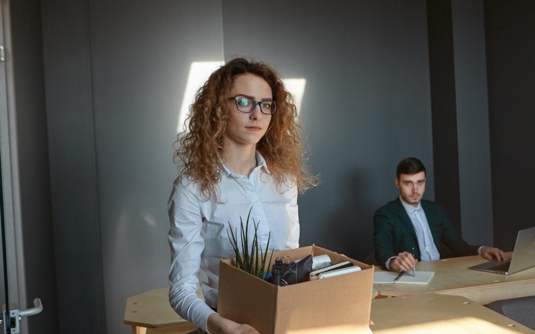 Miks töötajad töökohta vahetavad?
